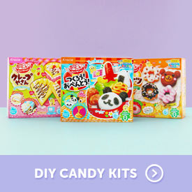 Japanese DIY Candy Kits