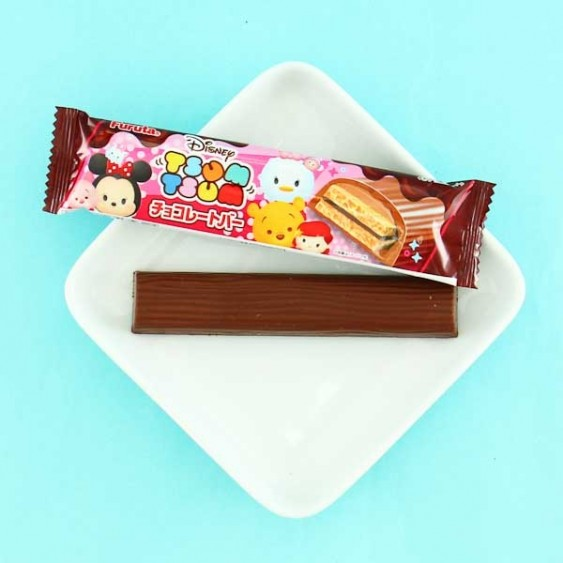Tsum Tsum Chocolate Bar