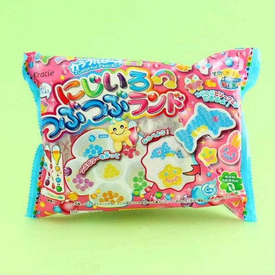 Kracie Rainbow Tsubutsubu Land DIY Candy Kit