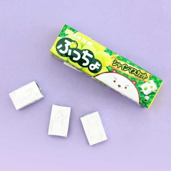 Puccho Chewy Candy - Nagano Shine Muscat