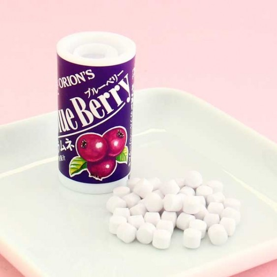 Orion Mini Candy - Blueberry