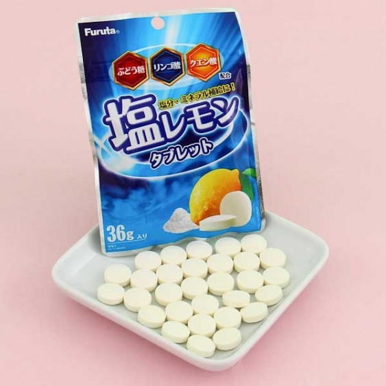 Furuta Salt Lemon Tablet