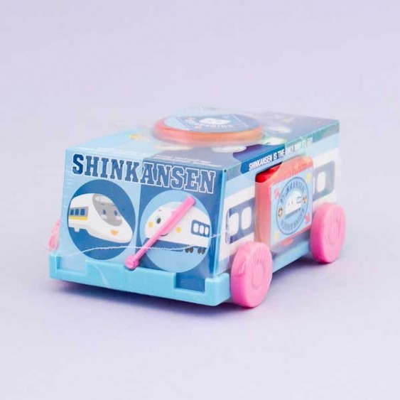 Ulido Sanrio Shinkansen Toy Car & Candies