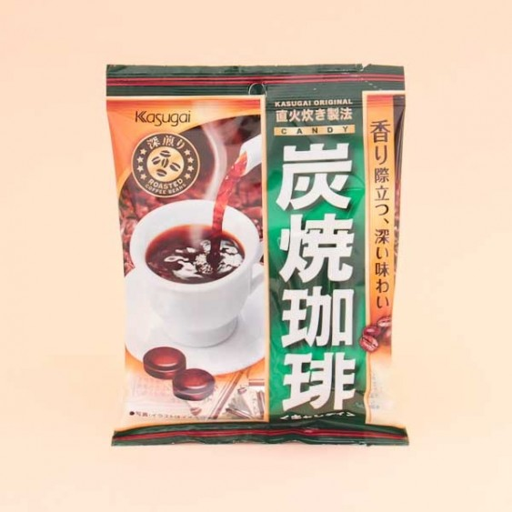 Kasugai Roasted Coffee Beans Candies
