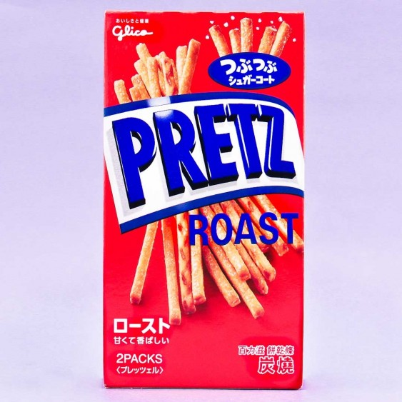 Pretz Biscuit Sticks - Roast