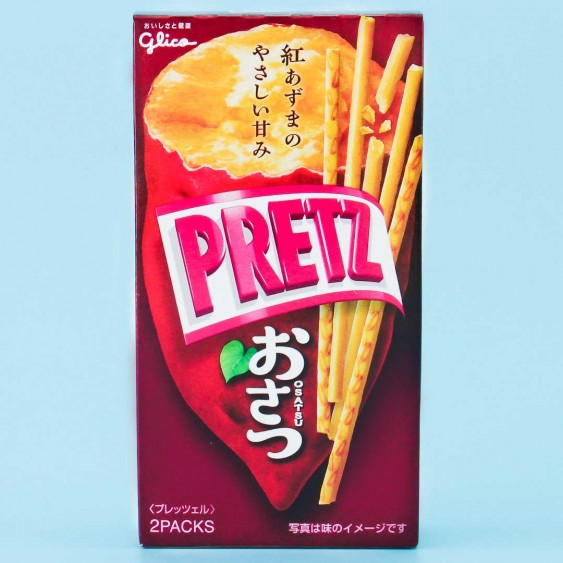 Pretz Biscuit Sticks - Sweet Potato