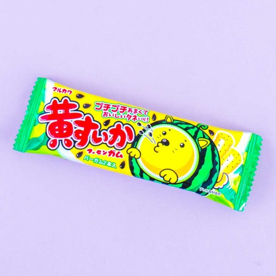 Marukawa Yellow Watermelon Bubble Gum