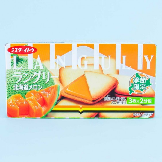 Mr. Ito Languly Hokkaido Melon Biscuits