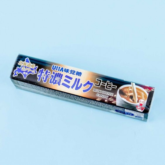 UHA Tokuno 8.2 Milk High Concentrated Candy - Coffee