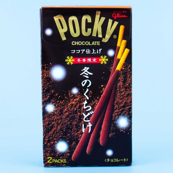 Pocky Biscuit Sticks - Winter Rich Cocoa