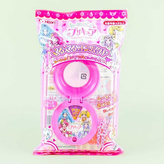 Healin' Good Pretty Cure Round & Round Toy Compact