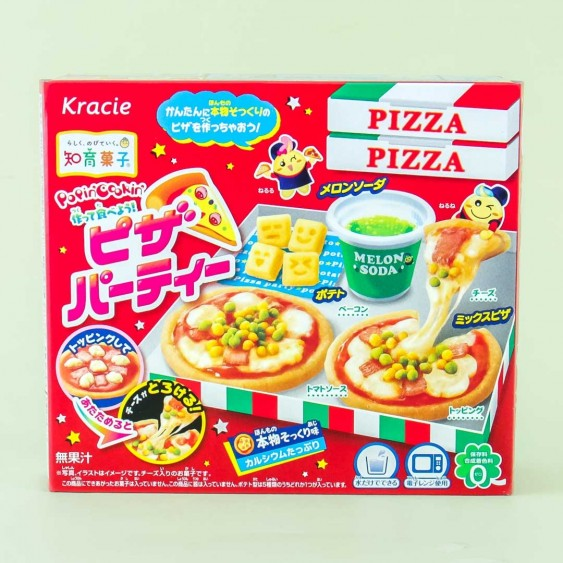 Kracie Popin' Cookin' Pizza Party DIY Kit