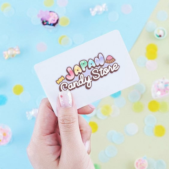 Japan Candy Store Virtual Gift Card