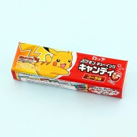 Lotte Pokemon Cola Chewy Candy