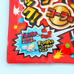 Meisan Pachi Pachi Panic Popping Candy - Cola