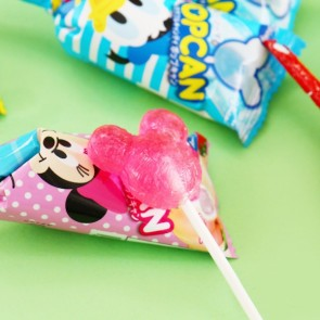 Glico Popcan Disney Lollipop