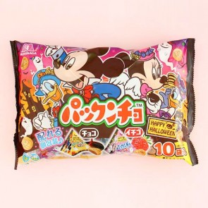 Morinaga Halloween Disney Biscuit Assorted Bag - 10 pcs