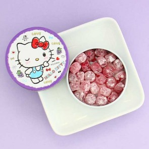 Hello Kitty Lips Candy - Grape