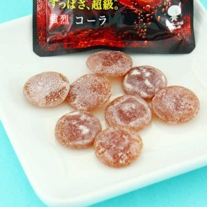 UHA Shigekix Super Sour Candies - Coke