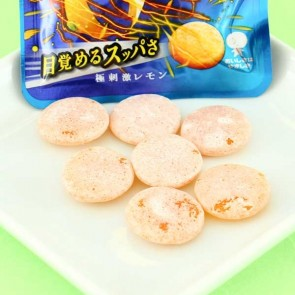 UHA Shigekix Super Sour Candies - Lemon