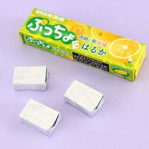 Puccho Chewy Candy - Haruka Citrus