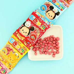 Furuta Tsum Tsum Strawberry Chocolate Snack - 5 pcs