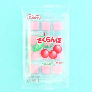 Kyoshin Cherry Mochi Candies
