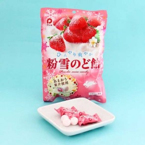 Strawberry Powder Snow Candy