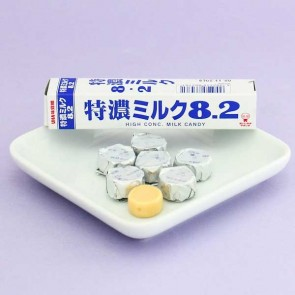 UHA Tokuno 8.2 Milk High Concentrated Candies - Milk