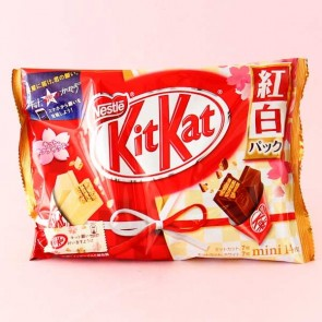 Kit Kat Milk & White Chocolate