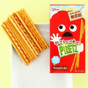 Glico Pretz Biscuit Sticks - Honey Roast