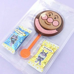 Anpanman Big Chocolate Lollipop