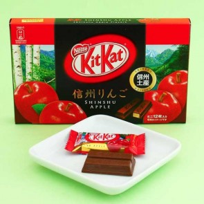 Kit Kat Chocolates - Shinshu Apple