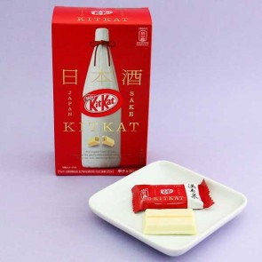 Kit Kat Chocolates - Sake