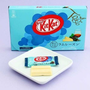 Kit Kat Chocolates - Rum Raisin