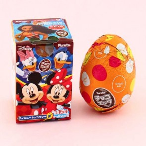 Furuta Disney Surprise Chocolate Egg