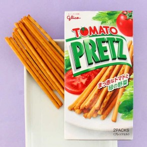 Glico Pretz Biscuit Sticks - Tomato