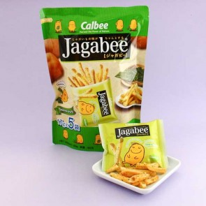 Jagabee Seaweed Potato Snacks - Family Pack