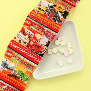 Tomica Ramune Candy Set - 4 pcs