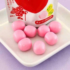 Nobel No Tane Sour Candies - Umeboshi Plum