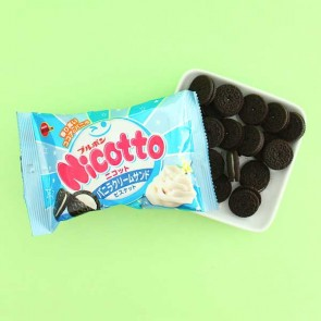 Nicotto Vanilla Cream Biscuits
