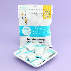 Brightening White Candy - Pineapple