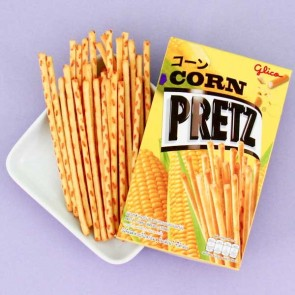 Pretz biscuit sticks (sweet corn)