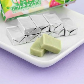 Lotte Koume Soft Candy - Green Plum