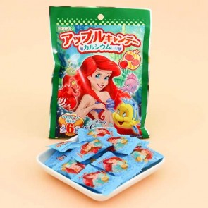 Furuta Disney The Little Mermaid Apple Candies