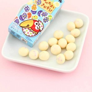Morinaga Chocoball - Custard White Chocolate