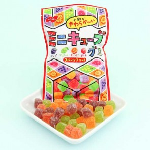 Nobel Mini Cube Sour Fruit Gummies