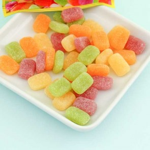 Nobel Sours Gummy Candies - Fruits