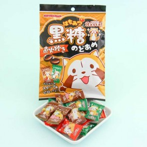 Puchi Rascal The Raccoon Honey & Brown Sugar Candy
