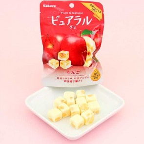 Kabaya Pure & Natural Apple Gummy Candies